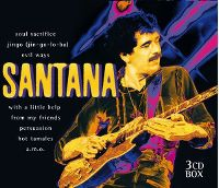 Cover Santana - Soul Sacrifice [Box-Set]